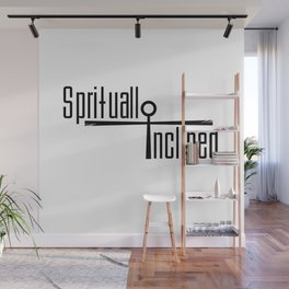 Spiritually Inclined Wall Mural