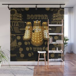Doctor Who Said Ex Wall Mural