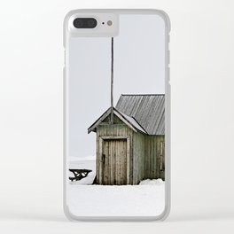 Cabin Clear iPhone Case
