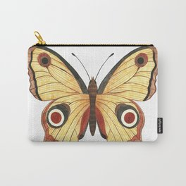 Juno Butterfly Illustration Carry-All Pouch