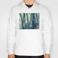 woodland Hoodies featuring Woodland Holiday  by Laura Ruth