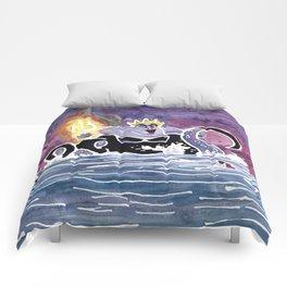 Ursula the Sea Witch Comforters