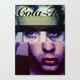 Cola-tic Canvas Print