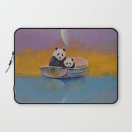 Panda Lake Laptop Sleeve