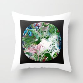 cellplosion Throw Pillow