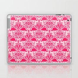 Flamingo Damask Laptop & iPad Skin