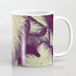 White Caladium Coffee Mug