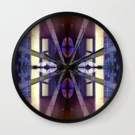 Mandala series #18 Wall Clock
