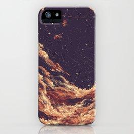 Cosmic Smoke iPhone Case