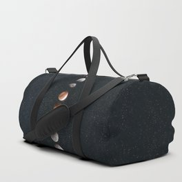 Phases of the Moon II Duffle Bag