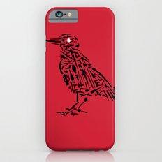 Murderous Crows iPhone 6s Slim Case