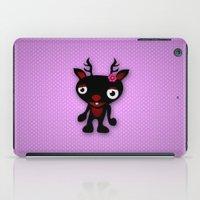 minnie iPad Cases featuring Minnie by Karen Strempel