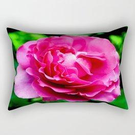 Queen Elizabeth Rose Rectangular Pillow