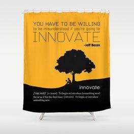 Innovate Shower Curtain