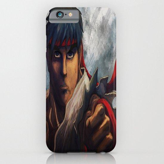 Ryu Focused  iPhone & iPod Case