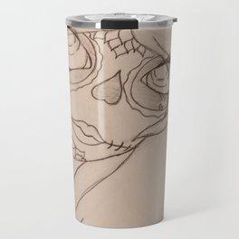 ghost Ani Travel Mug