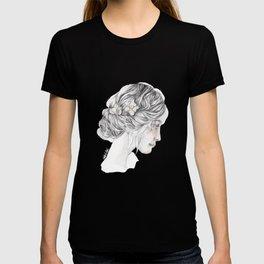 romantic girl T-shirt