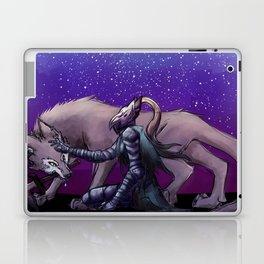 Artorias and Sif Laptop & iPad Skin