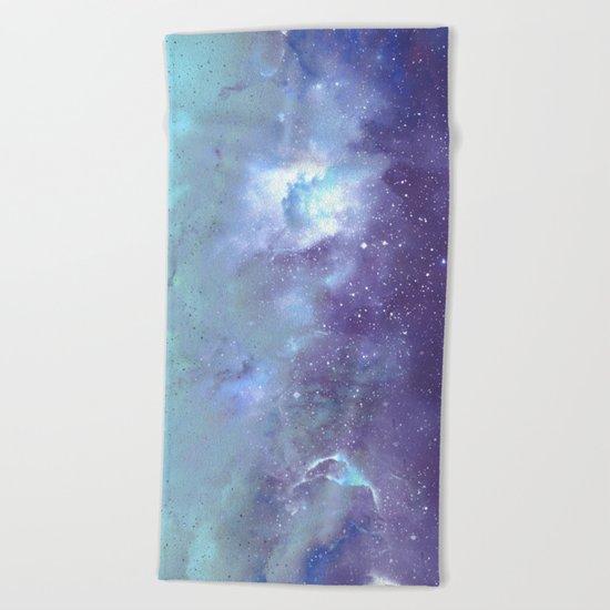 Sky Syndrome Beach Towel