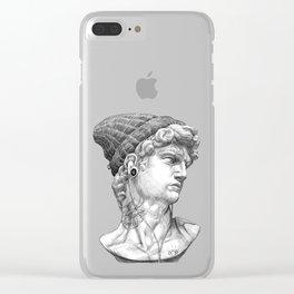David Clear iPhone Case