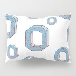 Celebrate The Zero Pillow Sham