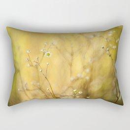 Little summer daises Rectangular Pillow