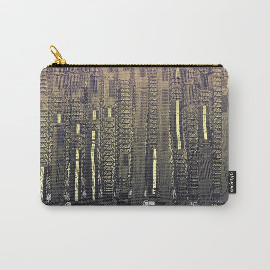 Inner life / Facade 22-12-16 Carry-All Pouch