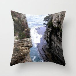 Devil's Kitchen Throw Pillow