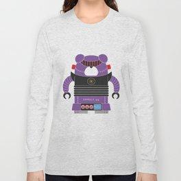Robot Doodle 44 Long Sleeve T-shirt
