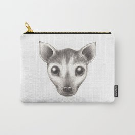 Spectacled Flying Fox Carry-All Pouch