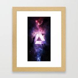 Universe Two Framed Art Print