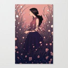 Gatherer Canvas Print