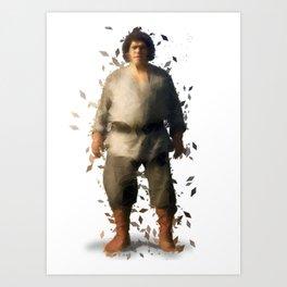 Andre the Giant Art Print
