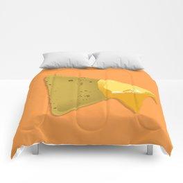 It's Nacho Cheese Comforters