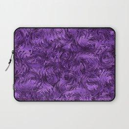 Marbled Paisley - Purple Laptop Sleeve