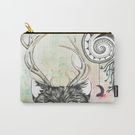 Cat Dreams Carry-All Pouch