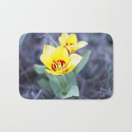 Early Bloom Bath Mat