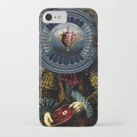 regina mills iPhone & iPod Cases featuring Steak Regina by DIVIDUS