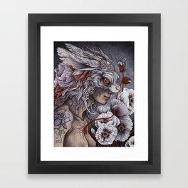 Inconsolable  Framed Art Print