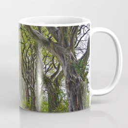 A Drive through the Dark Hedges Coffee Mug