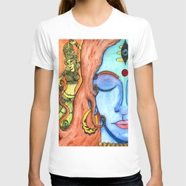 Shiva Sati Trance T-shirt