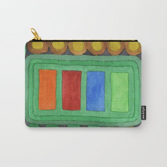 Fridge Design Carry-All Pouch
