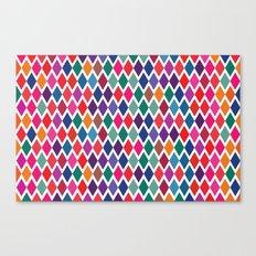 Party Colors Canvas Print