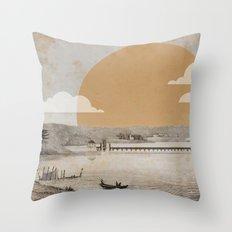 Good Morning Ireland Throw Pillow