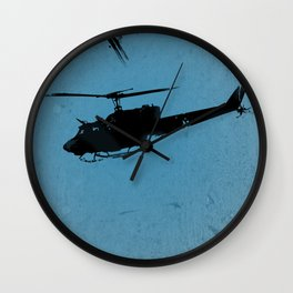 Apache Wall Clock