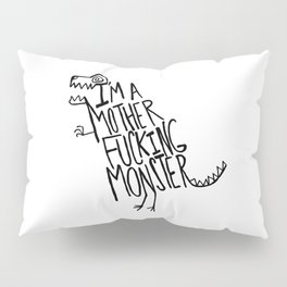 Monster Pillow Sham
