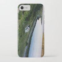 scandinavian iPhone & iPod Cases featuring Scandinavian House by A. Serdyuk