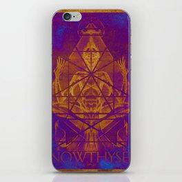 Monkey King (Stoned Ape) iPhone Skin