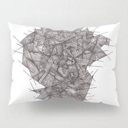 Fractured Pillow Sham