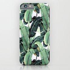 Leaf pattern Slim Case iPhone 6